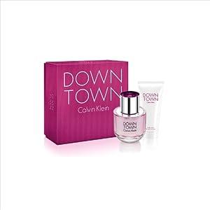 Calvin Klein Downtown Coffret: Eau De Parfum Spray 90ml + Body Lotion 200ml 2pcs
