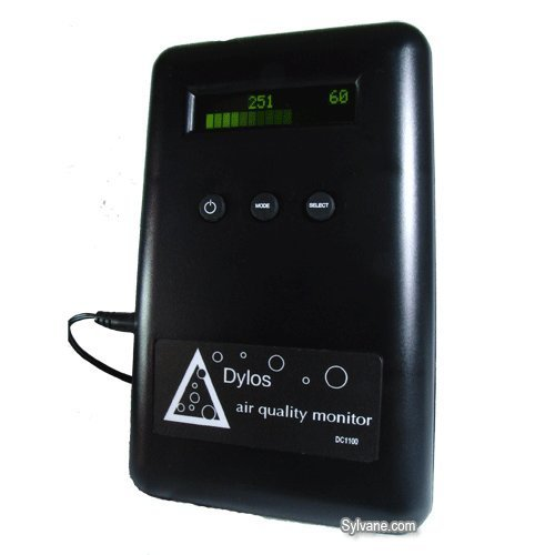 Dylos DC1100 Pro air quality monitor (Indoor Air Quality compare prices)