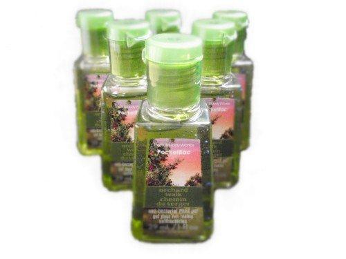 バス&ボディワークス 手指消毒ジェル29mlー1本 ハンドサニタイザー Orchard Walkの香り(果樹園の香り)