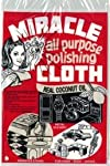 Miracle Cloth All Purpose Metal Cleaning Towel from RS Industries