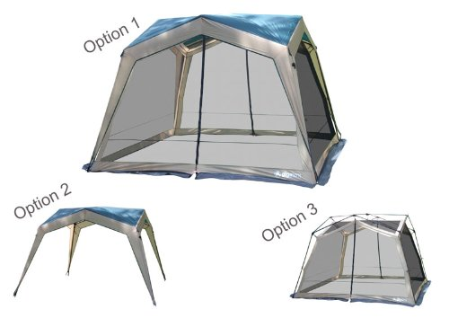 Gigatent SHT009 Dual Identity Screenhouse Canopy