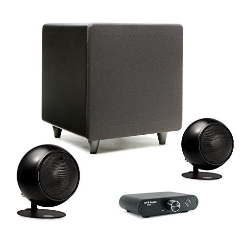 Orb Audio Mini 2.1 Complete Stereo Speaker System