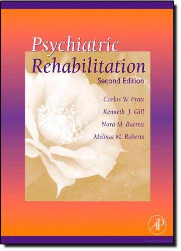 Psychiatric Rehabilitation, Second Edition