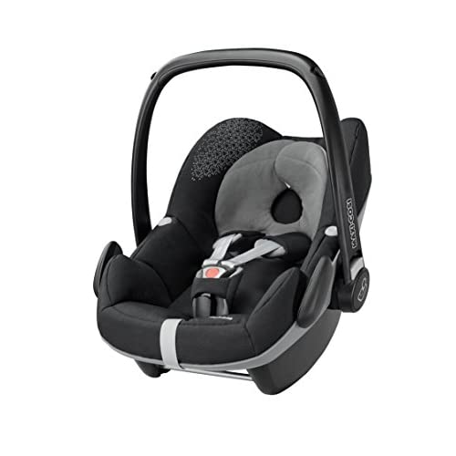 Maxi-Cosi Pebble Car Seat (Origami Black)