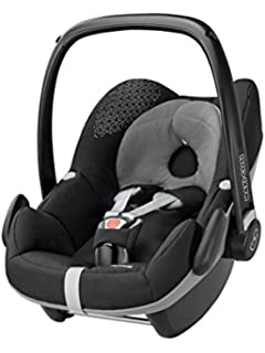 Maxi-Cosi Pebble Group 0+ Car Seat (Origami Black)