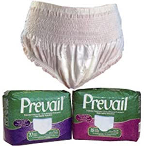 "Prevail ""Extra"" Underwear - By Package from Prevail®"