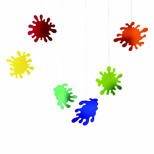 Flensted Mobiles Nursery Mobiles, Splash ll