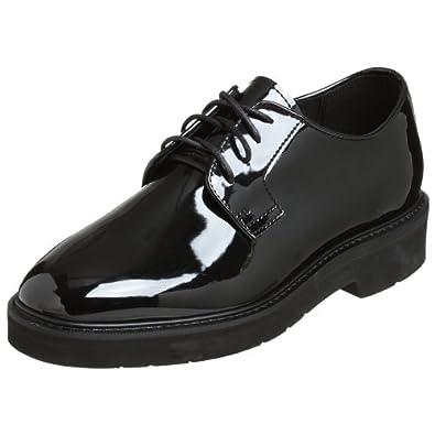 Rocky High Gloss Dress Leather Oxford Mens Shoe Black 510-8