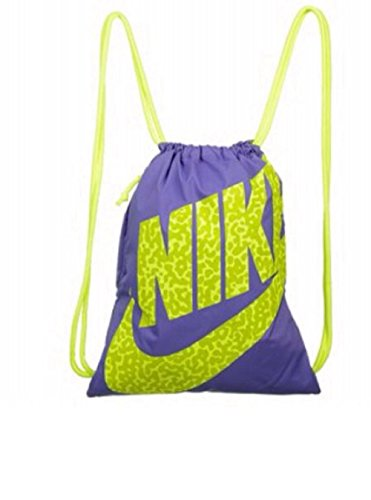 Nike Heritage Gymsack Bag Purple