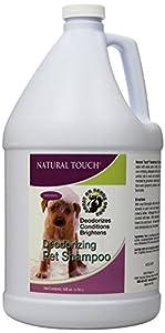 Nilodor Deodorizing Pet Shampoo, 1-Gallon