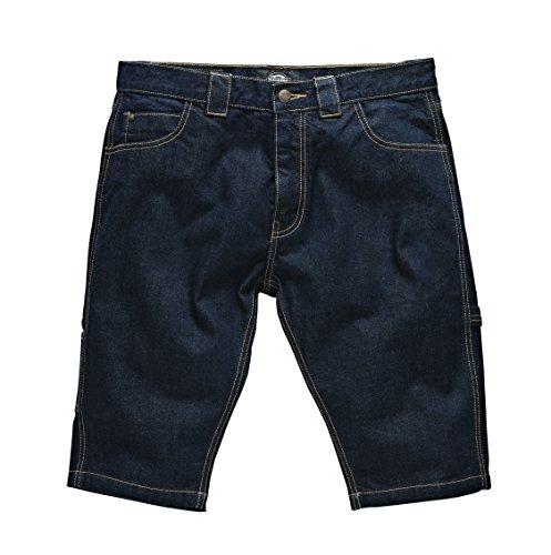 Dickies - Kentucky Short, Pantaloncini sportivi Uomo, Blu (Stonewash), W36 (Taglia Produttore: 36)