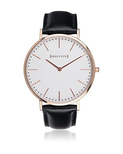 Executive Reloj de cuarzo Man Bow Tie Negro 41 mm