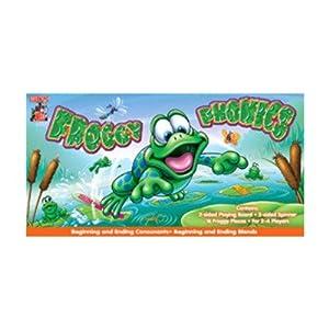 Edupress Lrn350 Froggy Phonics-beginning/ending Sounds