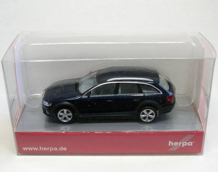 Herpa-034241-Audi-A4-Avant-Allroad-metallic