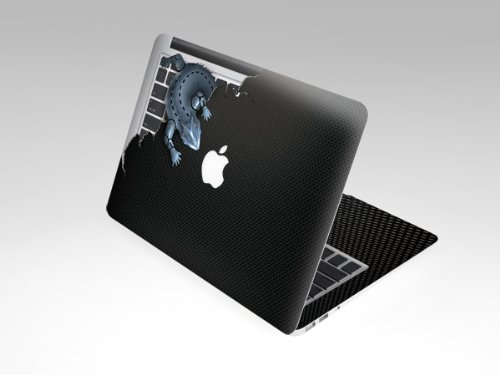 MacBook Air 対応 アートステッカー - Reptile - (11-inch)[並行輸入品]