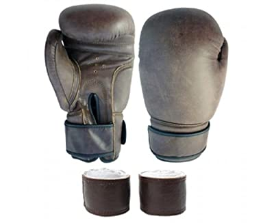 Gold's Gym Heritage 65 boxing gloves Set from Heritage 65