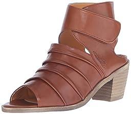 Everybody Women\'s Fidele Dress Sandal, Brown, 38 EU/8 M US