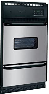 Frigidaire FGB24L2EC 24 Single Gas Wall Oven - Stainless Steel