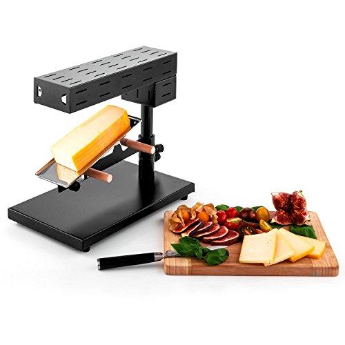 oneConcept Appenzell Schweizer Käse-Raclette-Ofen Käseschmelzer*
