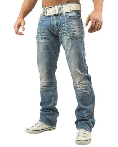 Cipo & Baxx Herren Jeans Hose 5310 C-600 Größe W31 L32, blau
