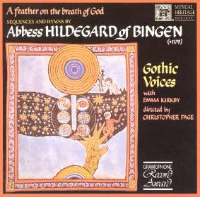 A Feather on the Breath of God: Sequences and Hymns by Abbess Hildegard of Bingen
