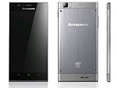Lenovo K900 (Steel Grey, 16GB)