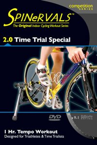 Spinervals Competition DVD 2.0 - Time Trial Special