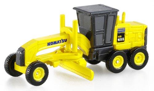 Takara Tomy Tomica #024 Komatsu Motor Grader