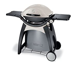 Weber 426001 Q 300 Portable 393-Square-Inch 21700-BTU Liquid-Propane Gas Grill at Sears.com