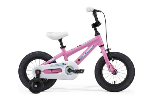 Merida Dakar 612 Girl childrens bikes 12 inch pink