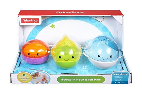 Fisher-Price Scoop 'n Pour Bath Pals