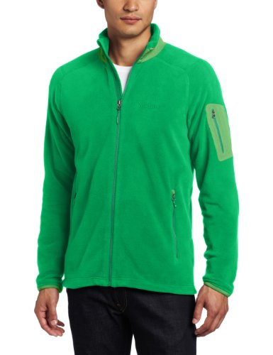 Marmot Men's Reactor Fleece Jacket - Dark Fern, Large