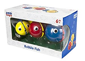 Ambi toys bubble fish toy toys games for Bubble fish games