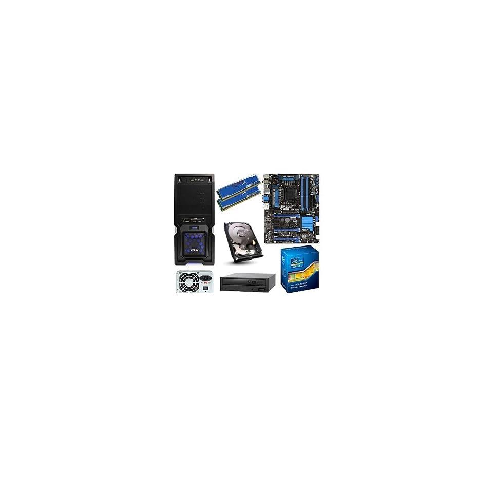 MSI Z77A G45 MSI Raptor Barebones Kit