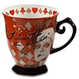 Disney The Red Queen Alice in Wonderland Mug
