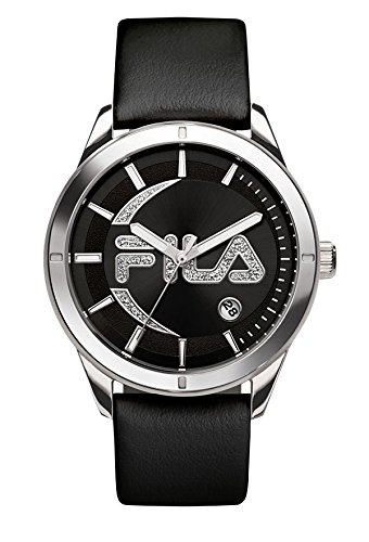 Fila Orologio da donna Orologio da polso Fashion quarzo 38 - 079 - 001 FILASHION Nero