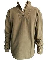New Style Norgi Top - Thermal Fleece Undershirt - Khaki. USED GRADE 1