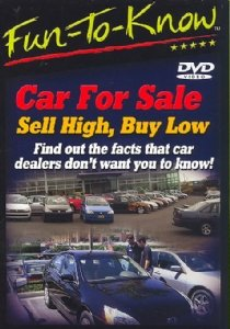 Fun-To-Know - Car for Sale - Sell High Buy Low [DVD] [Import]