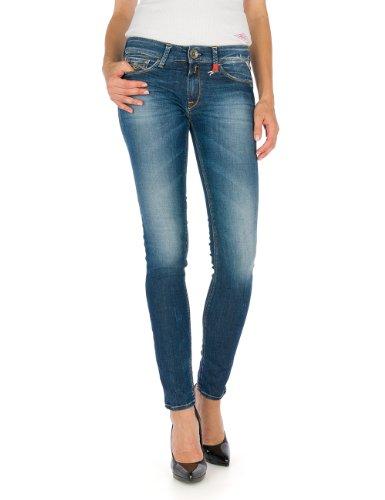 preisvergleich replay damen jeans niedriger bund wx689e. Black Bedroom Furniture Sets. Home Design Ideas