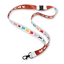 Eevee Elements Lanyard