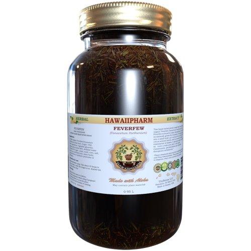 Feverfew (Tanacetum Parthenium) Liquid Extract Tincture 32 Oz
