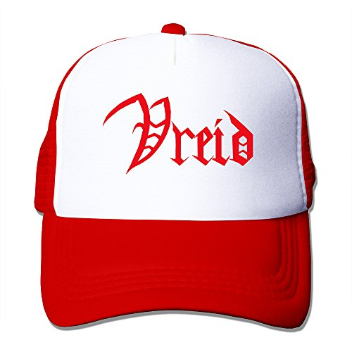 Vreid Solverv The Blood Eagle Logo Trucker Hats