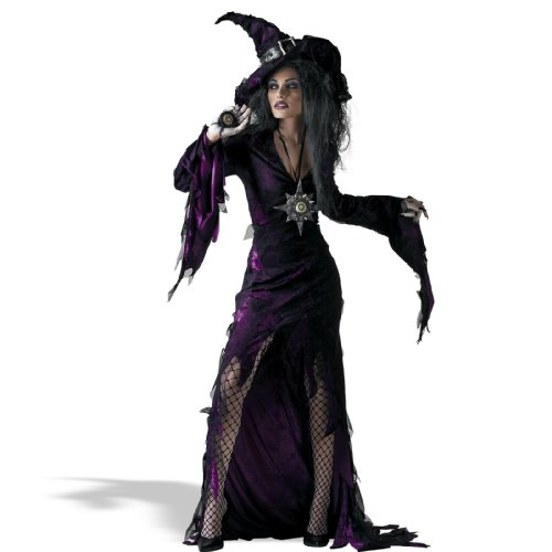 Adult Sorceress / Witch Costume