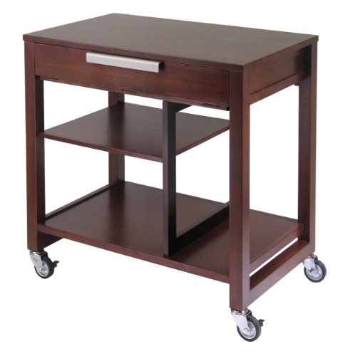 Buy Low Price Comfortable Antique Walnut Computer Desk (B002FDHBFC)