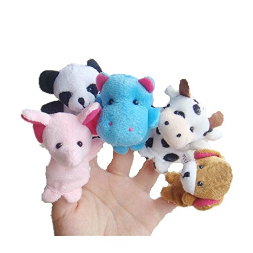 Education-ToyBaomabao-10pcs-Animal-Finger-Puppet-Plush-Child-Baby-Early-Education-Toys-Gift