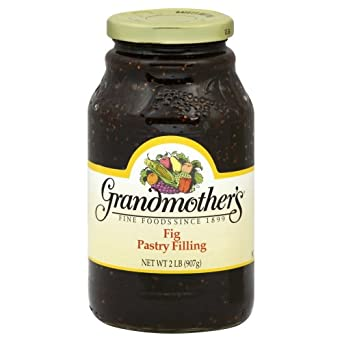Grandmothers Fig Pie Filling, 28 Ounce -- 12 per case.