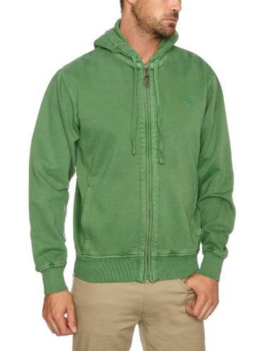 Timberland Zip Tree Logo Hoody Men's Sweatshirt