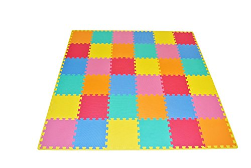 Fun camping activities kids and adults will love Puzzle Solid Play Mat