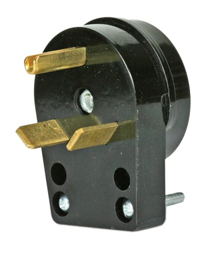 Camco 55132 RV 30 AMP Replacement Plug