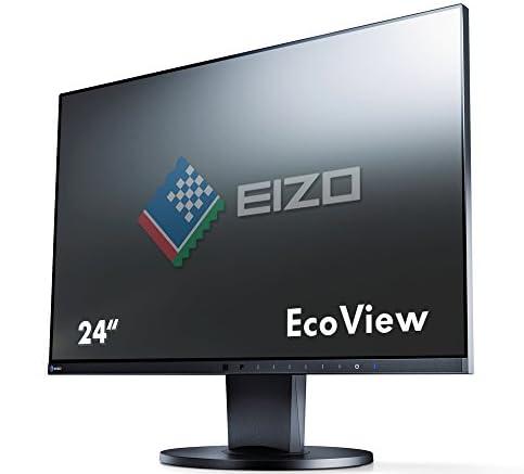 EIZO FlexScan 23.8インチ カラー液晶モニター ( 1920×1080 / IPSパネル / 5ms / ノングレア ) EV2450-BK